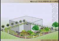 高档别墅庭院设计图及效果图