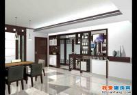 zx108高档住宅室内装修设计CAD施工图