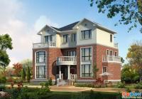 557三层复式别墅建筑结构水电全套设计施工图纸19m×13m