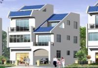 三层农村小型现代别墅全套施工图纸配效果图8.5m*11m