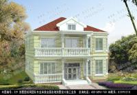 别墅图纸超市329新农村二层别墅全套专业图纸12m×12m