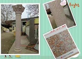 别墅现浇罗马柱模具