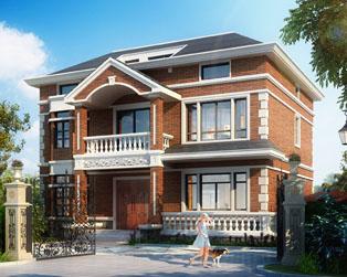 二层实应型别墅带阁楼全套设计图纸12mx10.8m