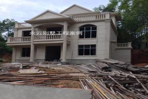 AT1836 株洲邓先生简约三层实建施工图欣赏,经济、实惠才是最受欢迎的