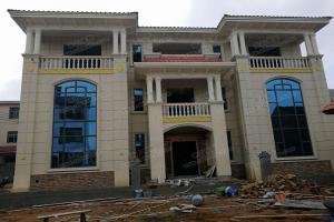 江西吉安李先生兄弟双拼别墅实建案例欣赏,兄弟合建就选双拼