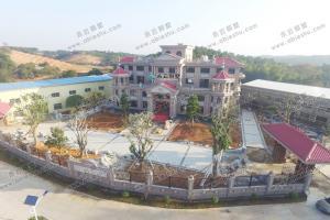 千万级别墅及园林设计施工实建案例,湘潭沈宅