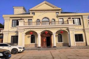四川广元私人二层别墅施工案例,法式风情、浪漫之家,太羡慕了