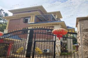 郴州市桂阳县张总四层别墅施工案例,漂亮欧式风,时下很流行