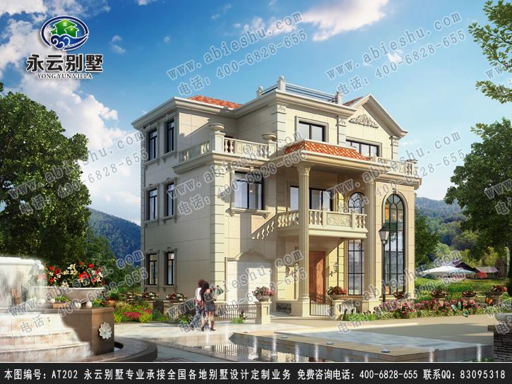豪华别墅设计图怎么设计?为什么很多设计图效果很差?