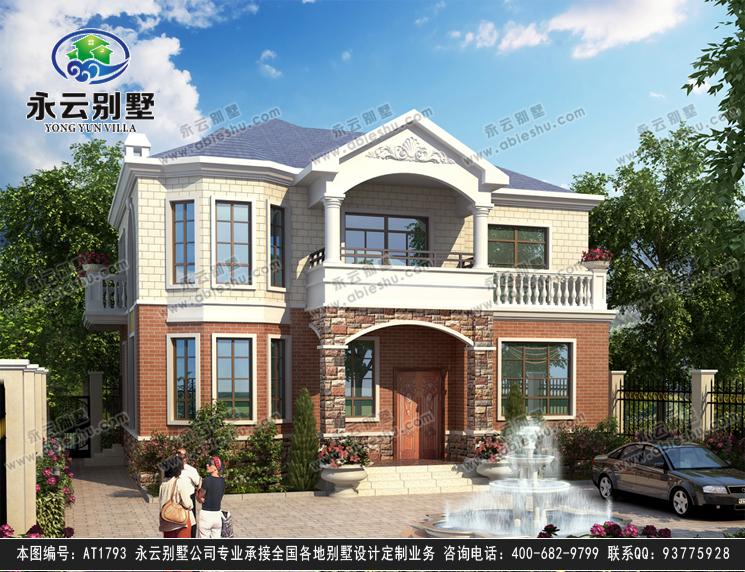 自建别墅设计——现代人更好的选择