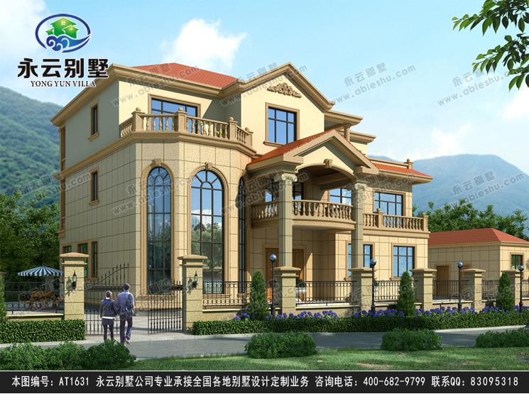 选好别墅设计图非常重要,可不要让别墅变成农村自建房