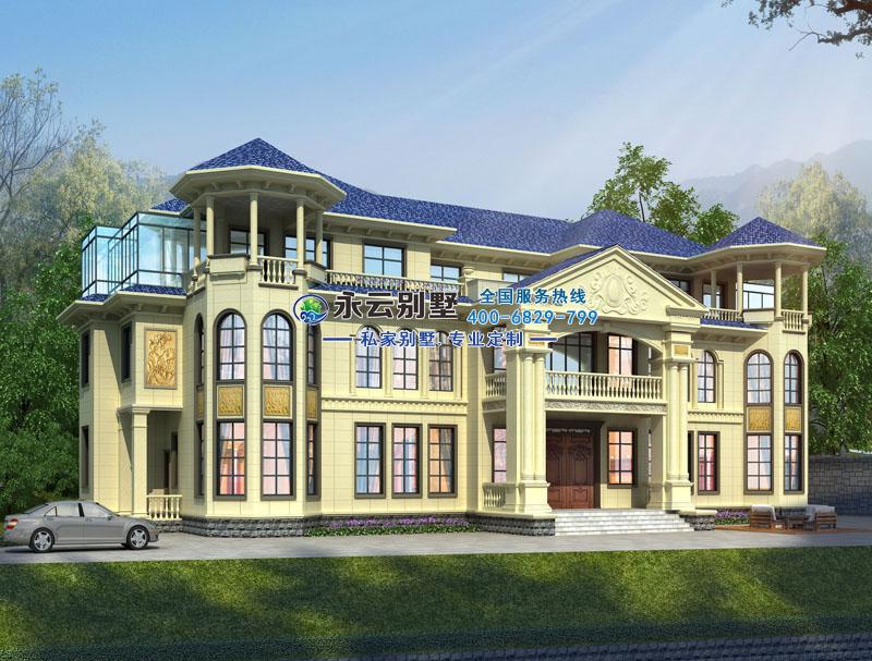 高水准的四合院别墅设计,把北京印象带回你的家