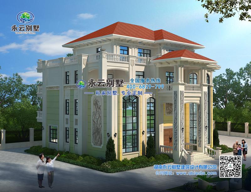 盘一盘顶级四合院别墅设计