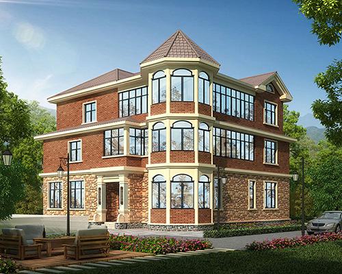 【改造案例】南昌县老别墅区私人豪宅改造设计案例